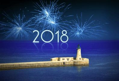 Нова година в Малта! 5 нощувки със закуски, самолетен билет, голям багаж и трансфери, възможност за Новогодишна вечеря - Снимка
