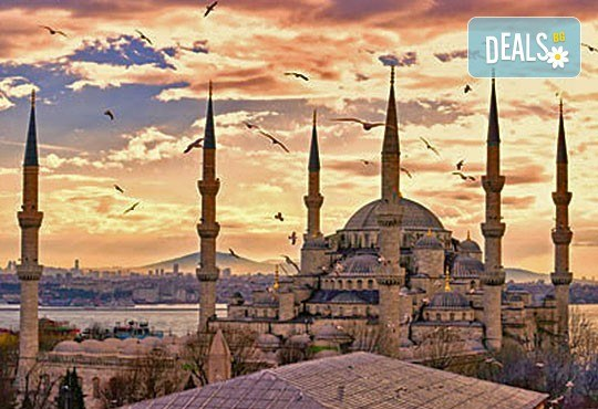 Екскурзия в края на ноември до Истанбул, Турция! 2 нощувки със закуски, транспорт и панорамна обиколка с екскурзовод - Снимка 1