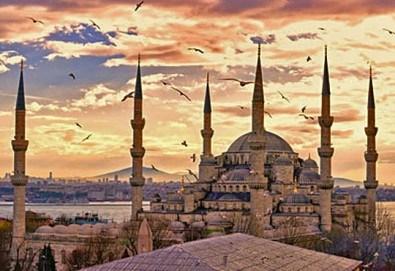 Екскурзия в края на ноември до Истанбул, Турция! 2 нощувки със закуски, транспорт и панорамна обиколка с екскурзовод - Снимка