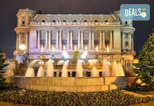 Вижте съкровищата на Карпатите през ноември или декември! 2 нощувки със закуски в Синая, транспорт с нощен преход и посещение на Букурещ - Снимка 11