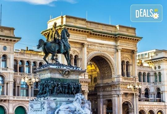 Шопинг екскурзия до Милано, Италия! Самолетен билет, 2 нощувки със закуски, водач и програма - Снимка 3