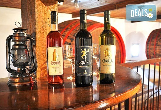 Уикенд екскурзия до Ниш и винарна Малча през декември с Глобус Турс! 1 нощувка със закуска и вечеря, транспорт и дегустация местни вина и сирена - Снимка 1