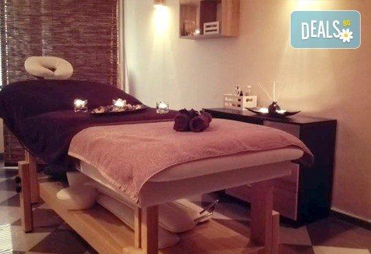 Класически или болкоуспокояващ масаж на цяло тяло с топли билкови масла и консултация с кинезитерапевт в холистичен център Physio Point! - Снимка 6