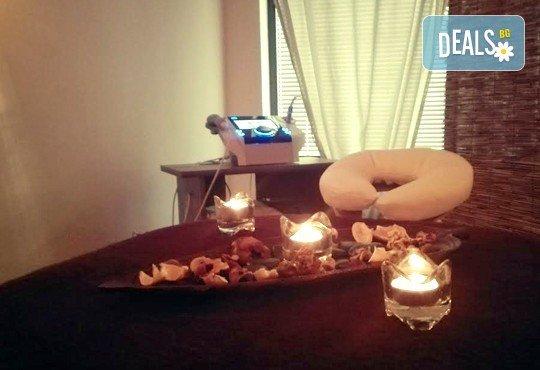 Класически или болкоуспокояващ масаж на цяло тяло с топли билкови масла и консултация с кинезитерапевт в холистичен център Physio Point! - Снимка 7
