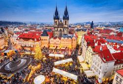 Коледна магия в Прага, Виена и Будапеща в ВИП Турс! 4 нощувки със закуски, транспорт и представител от агенцията - Снимка