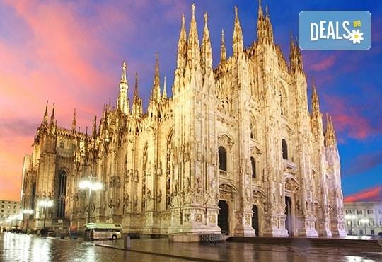 Екскурзия през февруари до Милано, Италия! 4 нощувки със закуски, самолетен билет, програма и възможност за посещение на Карнавала във Венеция - Снимка 1