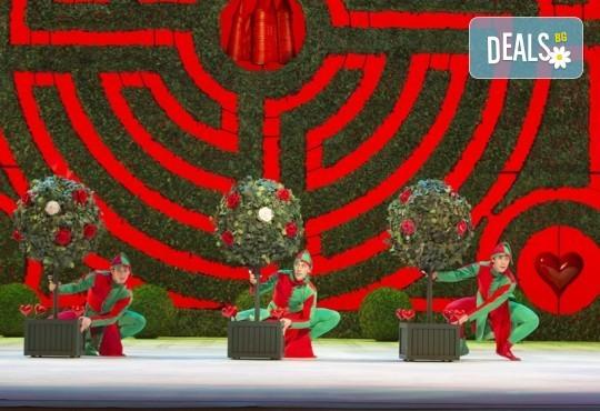 Ексклузивно в Кино Арена! Алиса в страната на чудесата - балетен спектакъл на Кристофър Уилдън, на 02, 03 и 05.12. в киносалоните в София! - Снимка 5