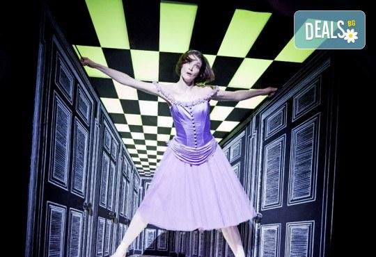 Ексклузивно в Кино Арена! Алиса в страната на чудесата - балетен спектакъл на Кристофър Уилдън, на 02, 03 и 05.12. в киносалоните в София! - Снимка 2