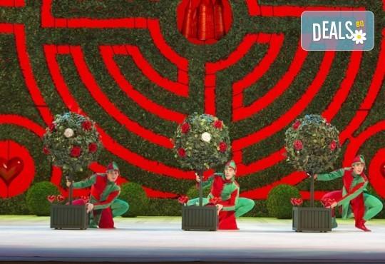Ексклузивно в Кино Арена! Алиса в страната на чудесата - балетен спектакъл на Кристофър Уилдън, на 02, 03 и 05.12. в киносалоните в страната - Снимка 4