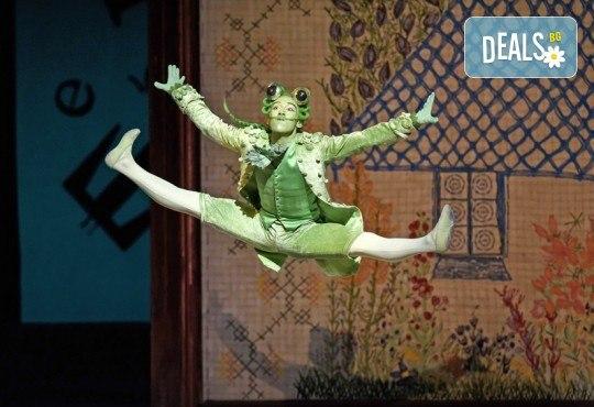 Ексклузивно в Кино Арена! Алиса в страната на чудесата - балетен спектакъл на Кристофър Уилдън, на 02, 03 и 05.12. в киносалоните в страната - Снимка 6