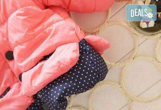Подарък за Вашето дете! Зимно детско яке с Мини Маус за момичета в цвят по избор от Grizzly Mall - Снимка 7