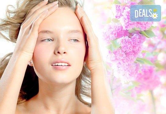 Дълбоко почистване на лице с четков и ензимен пилинг и енергизираща кожата кислородна терапия + бонус: 10% отстъпка от всички процедури в салон за красота Киприте - Снимка 3