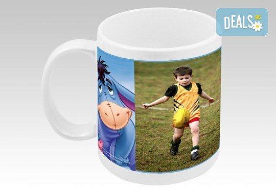 Лимитирана промоция! 13-листов календар със снимка на клиента + керамична чаша със снимки и пожелания от Офис 2! - Снимка 5