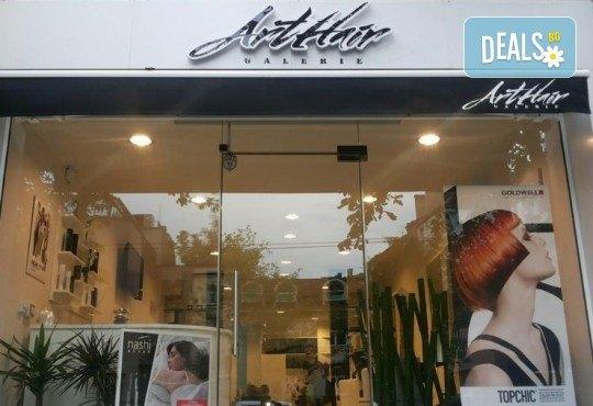 Релаксирайте и се избавете от стреса с 60-минутен масаж на цяло тяло в Art Hair Galerie - Снимка 10