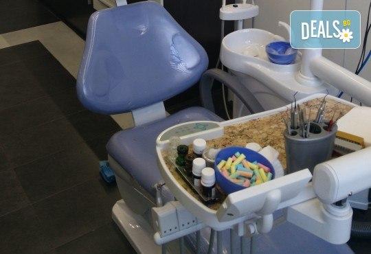 Холивудска усмивка! Една процедура - избелване на зъби с висококачествената система на Opalescense Boost при д-р Иван Пулин - Снимка 4