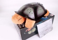 Любима играчка за лека нощ! Музикална детска нощна лампа костенурка от Магнифико! - Снимка