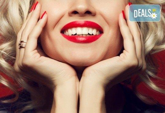 Покажете изящните си ръце с маникюр с гел лак в цвят по избор в салон за красота Bellisima! - Снимка 1