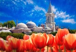 Вижте приказния Фестивал на лалето в Истанбул през пролетта! 2 нощувки със закуски, транспорт, екскурзовод и посещение на църквата Първо число - Снимка