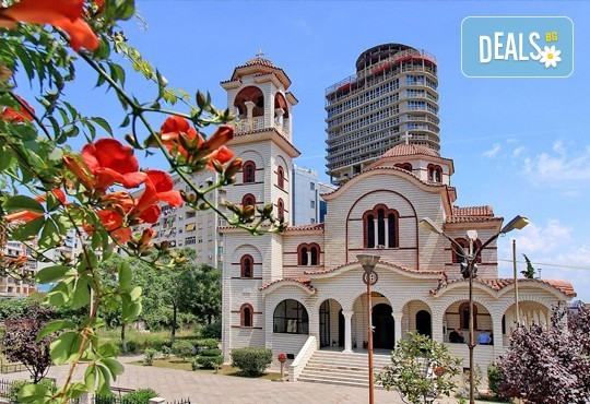 Майски празници, екскурзия до Албания с Глобал Тур! 2 нощувки със закуски в хотел 3*, транспорт, водач и програма в Дурас и Елбасан - Снимка 5
