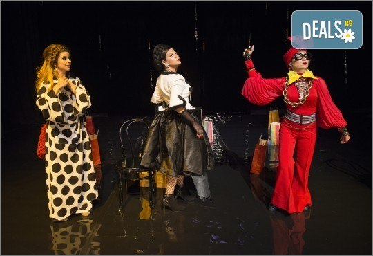 """Много смях с героите на Гогол в """"Женитба! Гледайте на 01.12. петък, в Театър ''София'', от 19ч., билет за един - Снимка 5"""