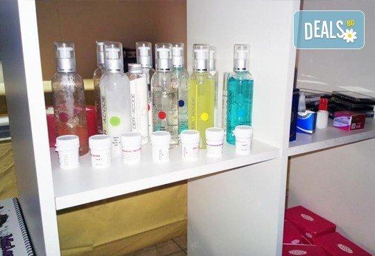 Ресници като от реклама! Ламиниране, ботокс и боядисване на мигли от NSB Beauty Center! - Снимка 6