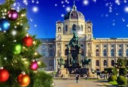 Коледна магия в Будапеща и Виена! 2 нощувки със закуски, транспорт, водач и панорамни обиколки - Снимка