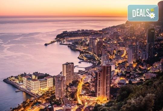 Ранни записвания за екскурзия през 2018 до Френската Ривиера и Италия! 5 нощувки със закуски, транспорт, водач и посещение на Милано, Монако, Ница, Кан, Генуа, Загреб и Верона - Снимка 1