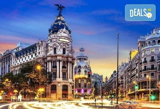 Самолетна екскурзия до Мадрид през януари с Дари Травел! 3 нощувки със закуски в хотел 3*, билет, летищни такси, обиколка на Мадрид - Снимка 4