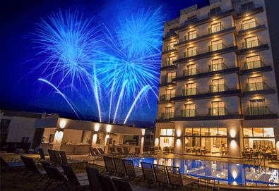 Посрещнете Нова година 2018 в 4 звездния Musho Otel 4*, Айвалък! 4 нощувки на база Аll inclusive, възможност за транспорт - Снимка