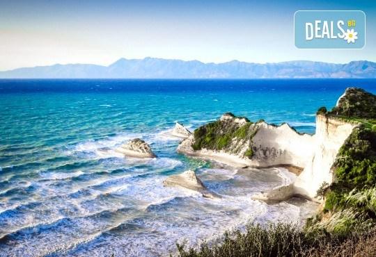 Почивка на остров Корфу ! 4 нощувки на база All Inclusive, транспорт и посещение на двореца Ахилион! Потвърдени дати за юни и септември - Снимка 2