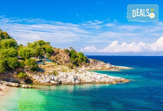 Почивка на остров Корфу ! 4 нощувки на база All Inclusive, транспорт и посещение на двореца Ахилион! Потвърдени дати за юни и септември - Снимка 1
