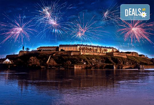 Нова година в сърцето на Нови Сад, Сърбия! 2 нощувки със закуски, 1 стандартна и 1 Новогодишна вечеря, транспорт и посещение на Белград - Снимка 1