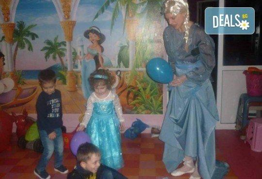 Незабравим празник за Вашето дете! Аниматор за детски рожден до 15 деца, облечен в герой по избор, занимателни игри, балони и рисунки! - Снимка 3