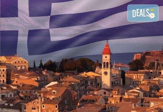 Великден 2018 на о. Корфу, Гърция: 3 нощувки, закуски и вечери, транспорт