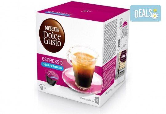 Качествено кафе на супер цена! Вземете капсули Nescafe Dolce Gusto от Kafemania.bg! - Снимка 6