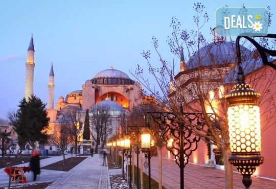 Уикенд в Истанбул за Коледа с Дениз Травел! 2 нощувки със закуски в Sahinler 3*, транспорт, водач и програма - Снимка 1