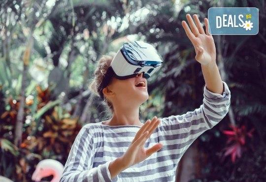 Пренесете се в ново измерение! 3D VR case 5 и очила за виртуална реалност от Онлайн магазин за подаръци Банана - Снимка 1