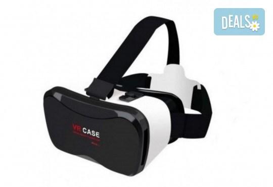 Пренесете се в ново измерение! 3D VR case 5 и очила за виртуална реалност от Онлайн магазин за подаръци Банана - Снимка 2