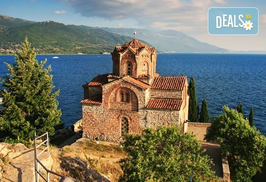 Коледа в Hotel Nova Riviera 3*, Охрид! 2 нощувки със закуски и вечери, едната празнична, с жива музика и напитки, транспорт, екскурзовод и програма - Снимка 3