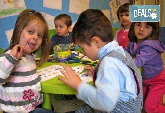 Забавни моменти! 1 седмица полудневни занимания за деца в предучилищна възраст в Детски арт център Приказка! - Снимка 3