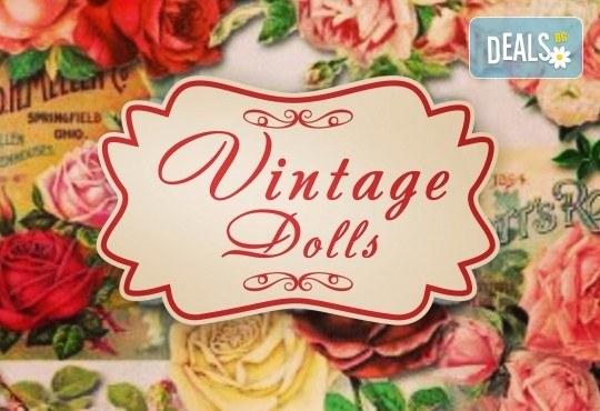 Край с неприятното лепило! Вземете комплект магнитни мигли от салон за красота Vintage Dolls! - Снимка 7