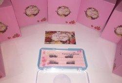 Край с неприятното лепило! Вземете комплект магнитни мигли от салон за красота Vintage Dolls! - Снимка