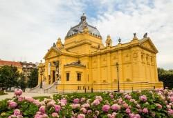 Екскурзия през 2018 до Загреб, Хърватия! 2 нощувки със закуски, транспорт, водач и възможност за посещение на Плитвичките езера - Снимка