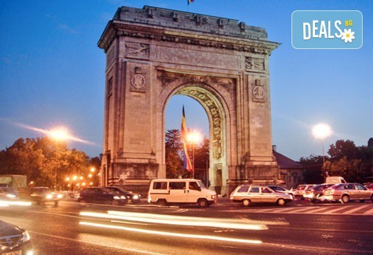 Романтична екскурзия за 3-ти март до малкия Париж - Букурещ, и Синая! 2 нощувки със закуски, транспорт и възможност за посещение на замъка на Дракула - Снимка 4