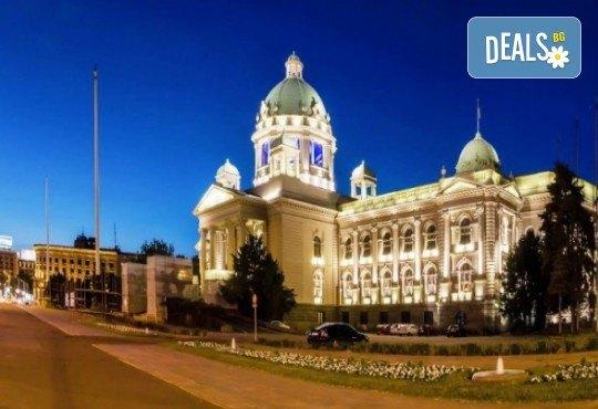 Нова година 2018 в Белград, Сърбия! 3 нощувки със закуски в хотел Palace 4* в центъра, 1 стандартна и 1 Гала вечеря с напитки без лимит, транспорт - Снимка 3