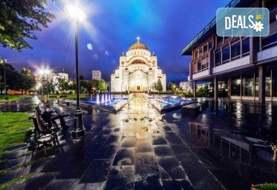 Нова година 2018 в Белград, Сърбия! 3 нощувки със закуски в хотел Palace 4* в центъра, 1 стандартна и 1 Гала вечеря с напитки без лимит, транспорт - Снимка 1