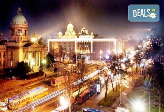 Нова година 2018 в Белград, Сърбия! 3 нощувки със закуски в хотел Palace 4* в центъра, 1 стандартна и 1 Гала вечеря с напитки без лимит, транспорт - Снимка 2