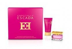 Изтънчен и женствен аромат! Вземете комплект Especially Escada - парфюм и лосион за тяло + безплатна доставка! - Снимка