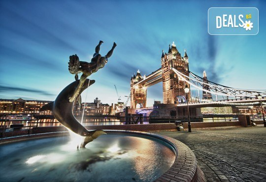 Самолетна екскурзия до Лондон на дата по избор до март 2018! 3 нощувки със закуски в хотел 2*, билет, летищни такси и трансфери! - Снимка 5
