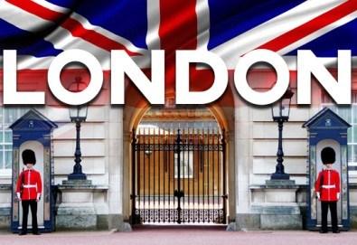 Самолетна екскурзия до Лондон на дата по избор до март 2018! 3 нощувки със закуски в хотел 2*, билет, летищни такси и трансфери! - Снимка